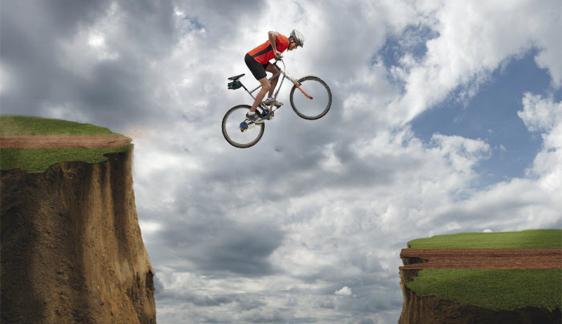 Jumping the Enrollment Cliff