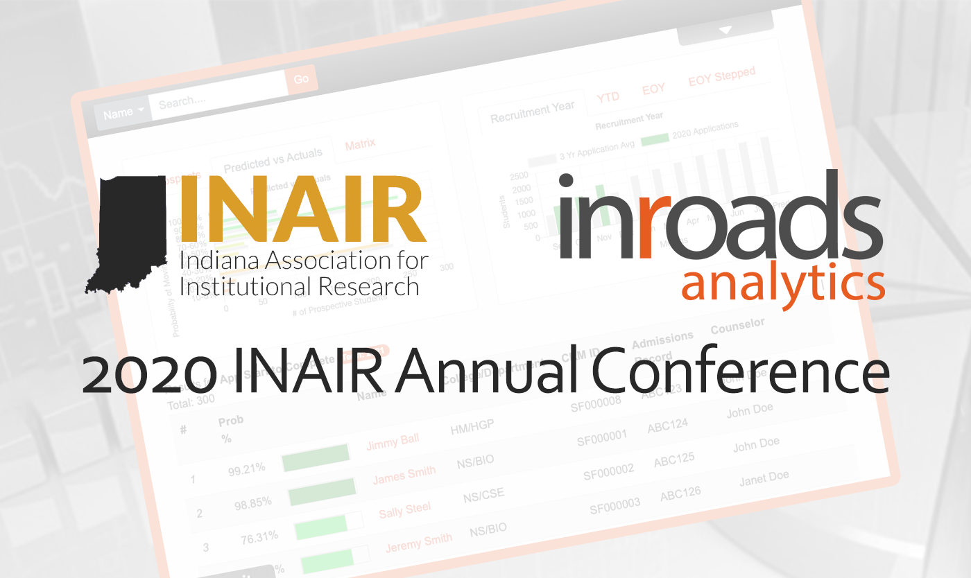 Meet Inroads at INAIR 2020
